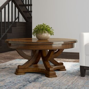 Mcmurry Solid Wood Coffee Table By Canora Grey