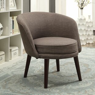 Corrigan Studio Avianna Accent Barrel Chair