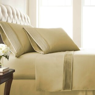 Gentil Mustard Yellow Sheets | Wayfair