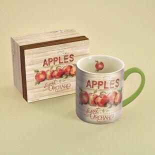 14 oz. Apple Orchard Mug