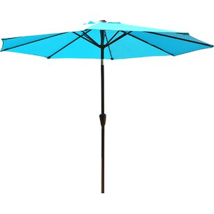 Taube 9' Market Umbrella by Three Posts Sale