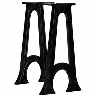 Nickerson Bench Legs (Set Of 2) By Borough Wharf