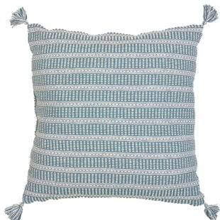 Obrien Cotton Throw Pillow