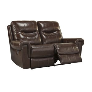 Casscoe Reclining Loveseat by Signature Design by Ashley