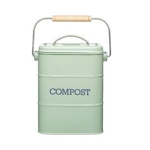 Living Nostalgia 3 5 L Compost Bin