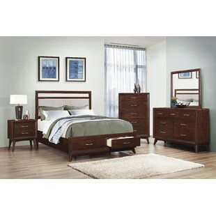 Zeta Platform Configurable Bedroom Set