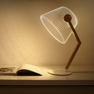 Ziggi LED Illusion 16 Desk Lamp
