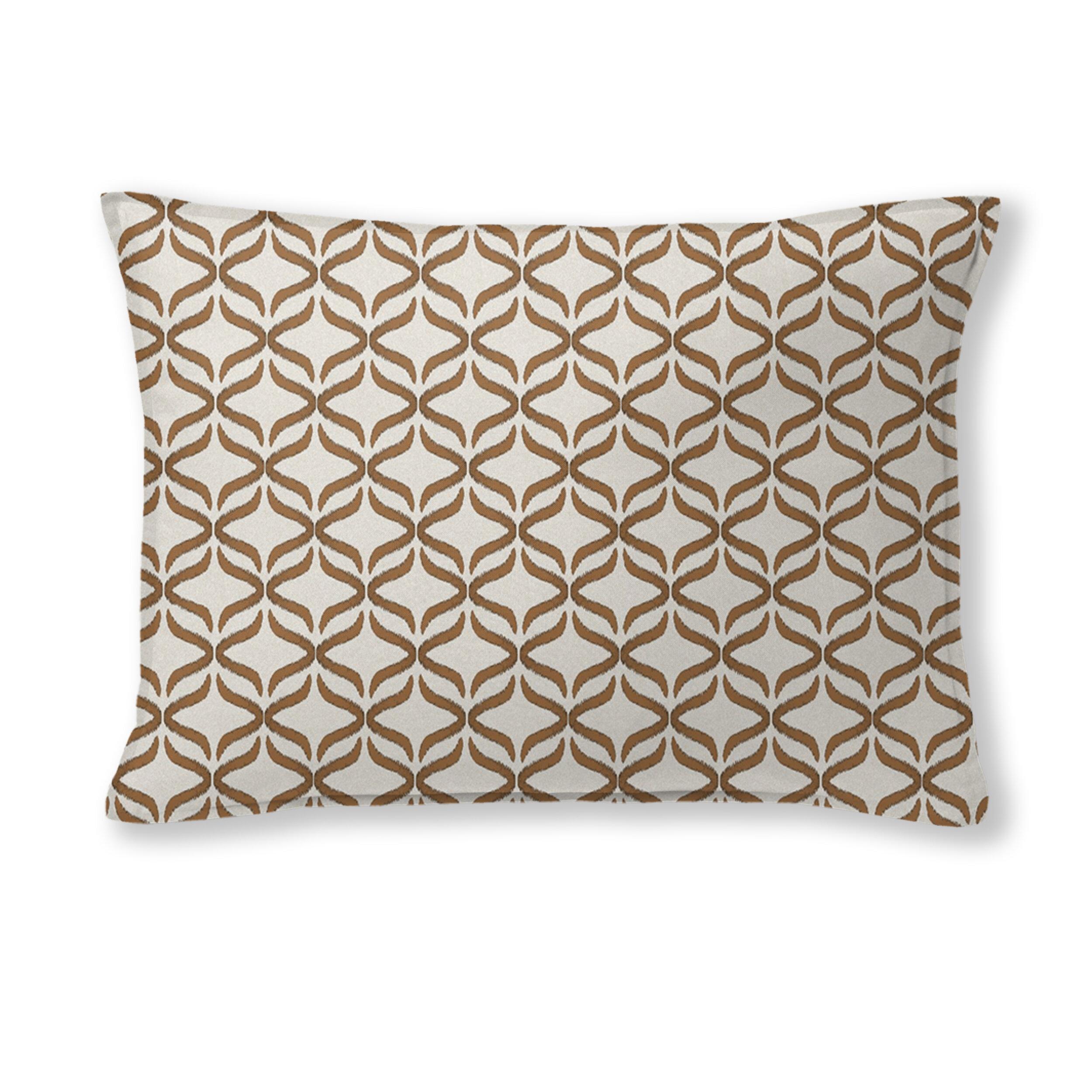 Colcha Linens Nix Rectangular Cotton Pillow Cover Insert Wayfair