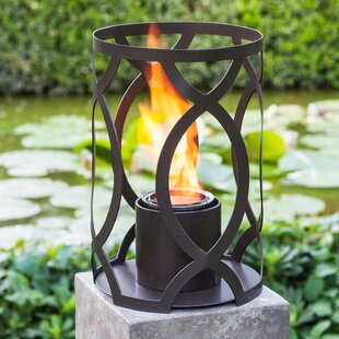 TF Essentials Savannah Outdoor Steel Lantern