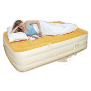 King Air Mattress With Pump Wayfair