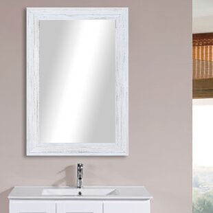 Reviews Kimzey Bathroom/Vanity Mirror By Charlton Home