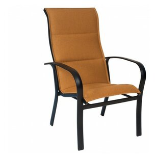 Fremont Sling High-Back Stacking Patio Dining Chair by Woodard Best Design
