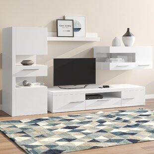 Minden Entertainment Unit For TVs Up To 85