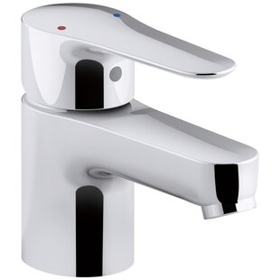 Read Reviews July Single-Handle Bathroom Sink Faucet By Kohler