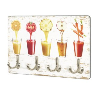 Fruit Juices Key Hook By 17 Stories