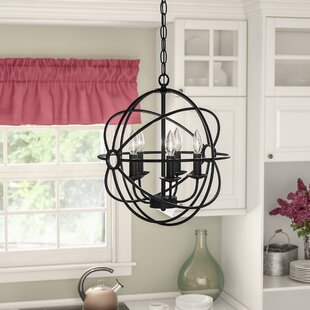 Catskill 5-Light Globe Chandelier