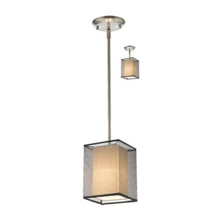 Fleckenstein 1-Light Square/Re..