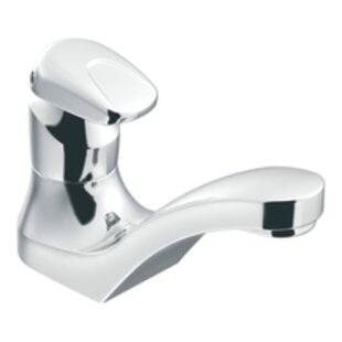 Moen M-Press Single Hole Bathroom Faucet