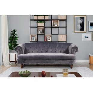 Lambdin Chesterfield Sofa By Mercer41 Show Price