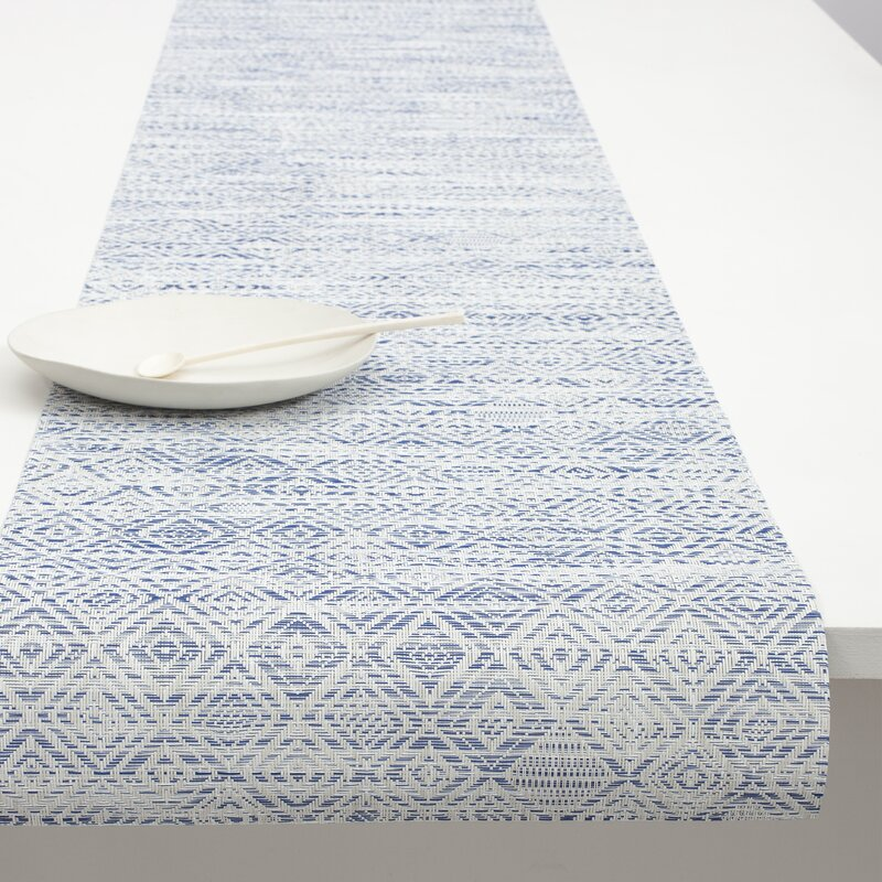 Chilewich Mosaic Table Runner Wayfair