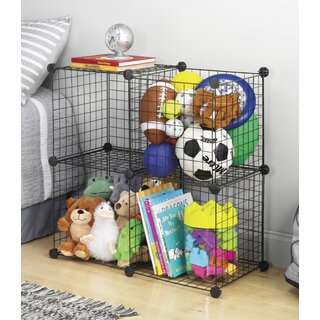Cube Bookcase by Whitmor, Inc SKU:AB440736 Reviews