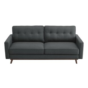 Burtrum Upholstered Sofa by George Oliver Reviews
