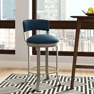 Winslow 26 Swivel Bar Stool Brayden Studio