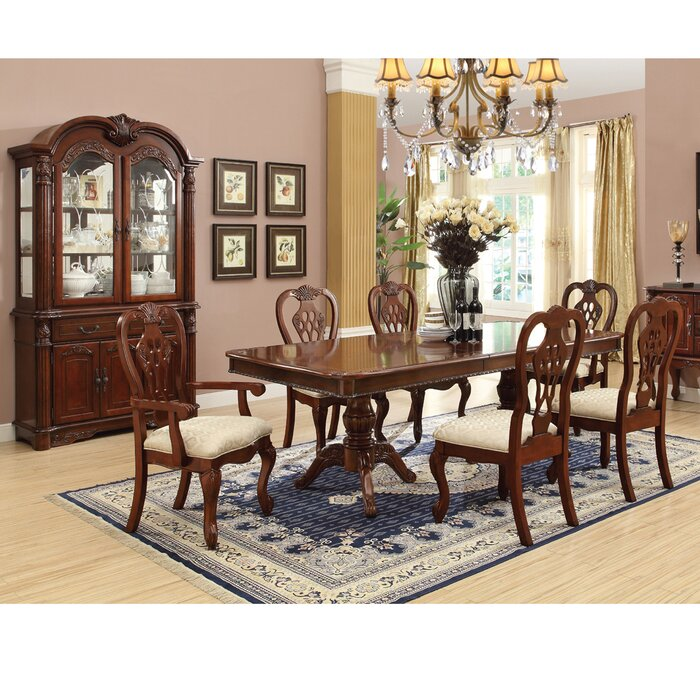 Astoria Grand Larock 9 Piece Dining Set & Reviews