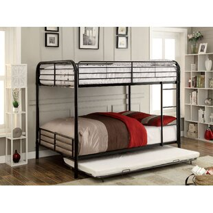 Cora Full over Full Bunk Bed by Harriet Bee