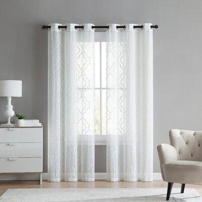 White Curtains Amp Drapes Birch Lane