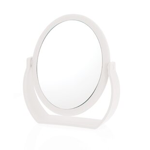 Price comparison Soft Touch Oval Vanity Mirror ByDanielle Creations