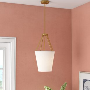 Breakwater Bay Bellvue 3-Light Foyer Pendant