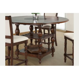 Gerry Pub Table Canora Grey