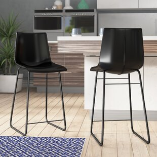 Dareau 38 Bar Stool (Set of 2) by Brayden Studio
