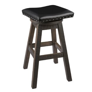 Canby 30 Swivel Bar Stool Loon Peak