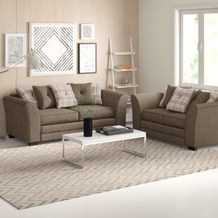 Annabella 2 Piece Sofa Set By Zipcode Design