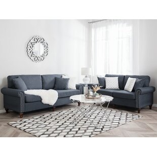 Polly Configurable 2 Piece Living Room Set by Charlton Home