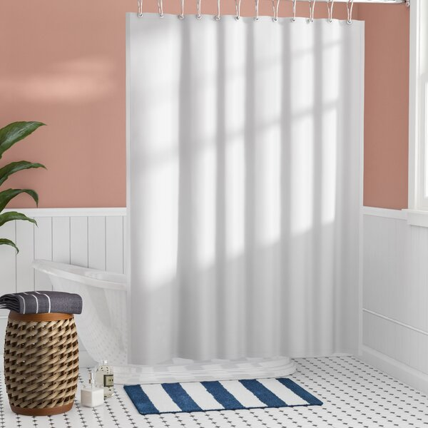 Fabric Shower Curtain Liner | Wayfair