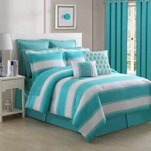 Cabana Stripe Comforter Set
