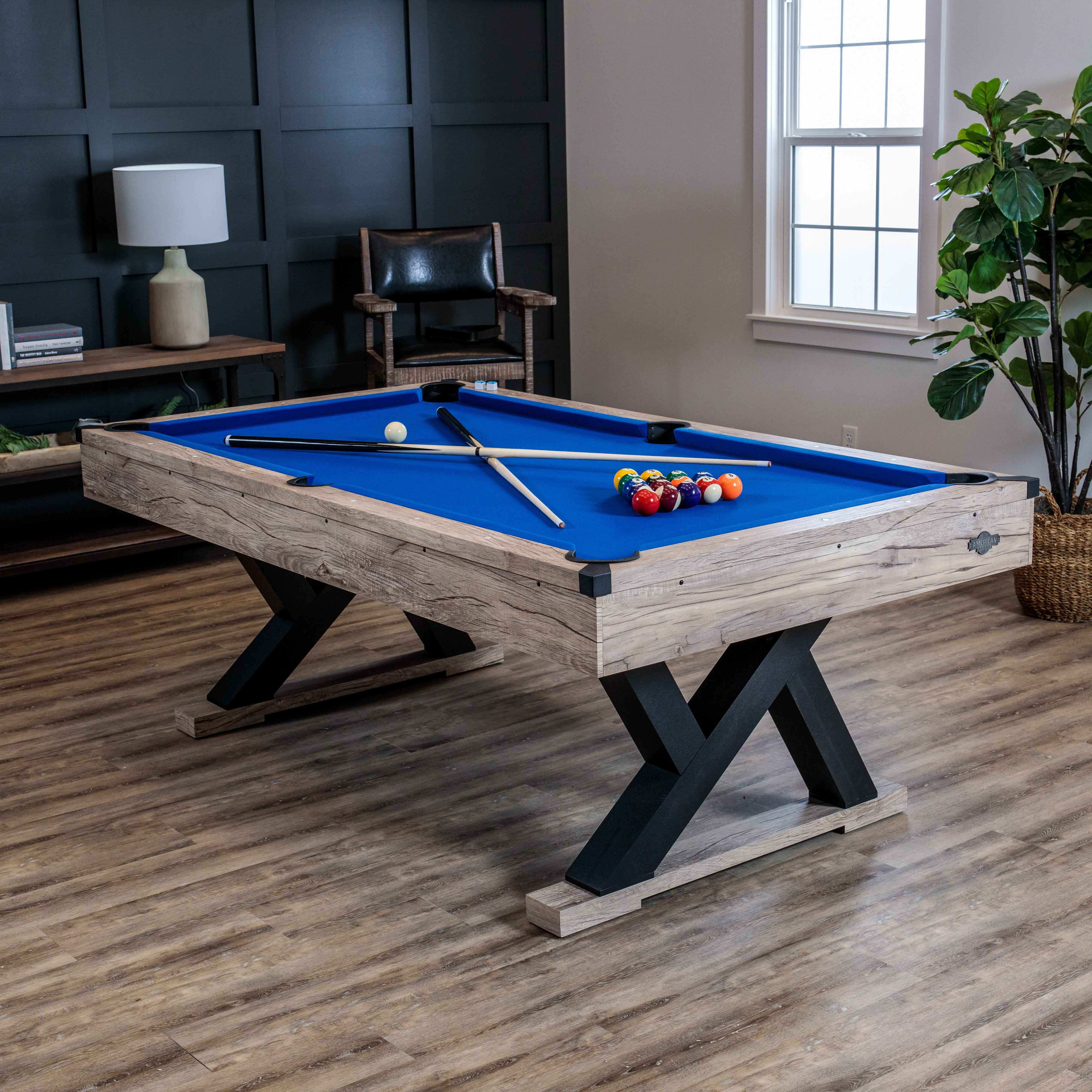 American Legend Kirkwood 7' Pool Table & Reviews | Wayfair