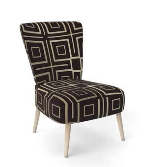 Wrought Studio Klein 25 W Tufted Slipper Chair Reviews Wayfair