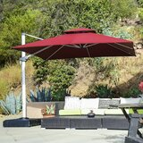 Maidste 9 Square Cantilever Umbrella