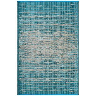 Bentley Teal Indoor/Outdoor Area Rug