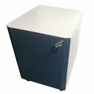 Rebrilliant 3 Drawer Filing Cabinets