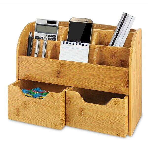 Millwood Pines West Hewish Home And Office Organizer Wayfair