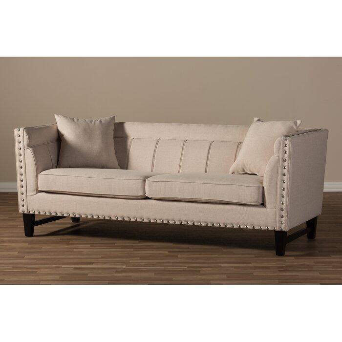Admirable Baxton Studio Stapleton Modern Sofa Spiritservingveterans Wood Chair Design Ideas Spiritservingveteransorg