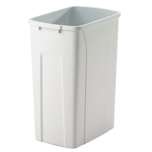 Knape&Vogt Replacement Pull Out 8.75 Gallon Trash Can
