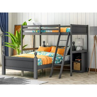 L Shaped Bunk Twin Over Full Bunk Beds You Ll Love In 2021 Wayfair