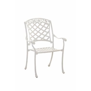 Lydd Stacking Garden Chair By Sol 72 Outdoor