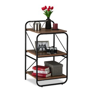 Melra Bookcase By Borough Wharf